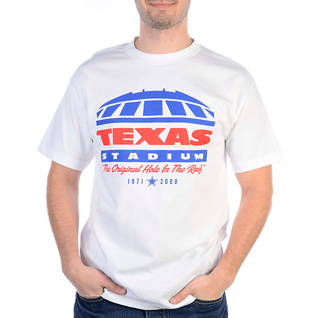 Dallas Cowboys Texas Stadium Logo T-Shirt