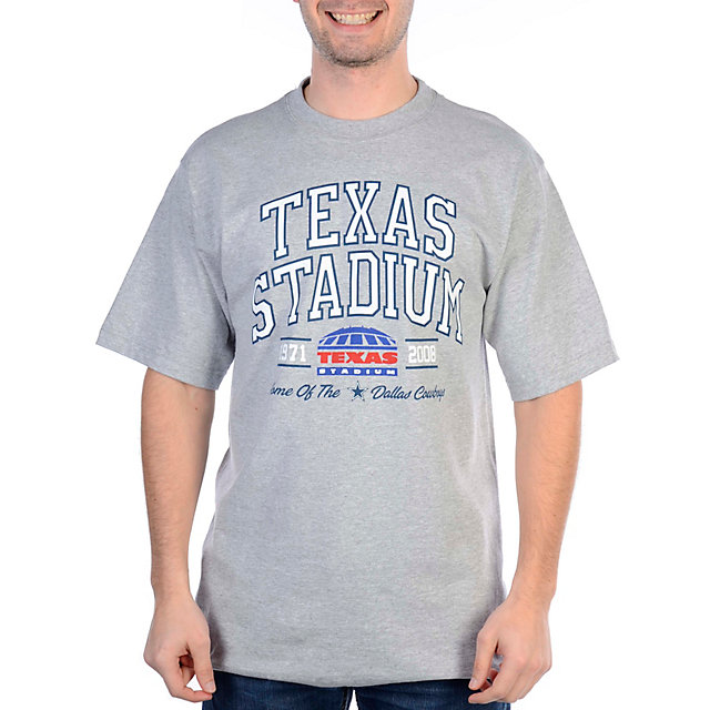 Dallas Cowboys Texas Stadium Old Home T-Shirt