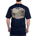 Dallas Cowboys Texas Stadium Image T-Shirt