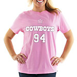 Dallas Cowboys Miss Scrimmage Ware T-Shirt