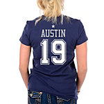 Dallas Cowboys Womens Miles Austin Her Player T-Shirt