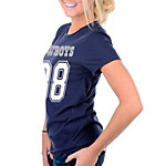 Dallas Cowboys Womens Dez Bryant Her Player T-Shirt