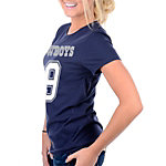 Dallas Cowboys Womens Tony Romo Her Player T-Shirt