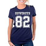 Dallas Cowboys Womens Jason Witten Her Player T-Shirt