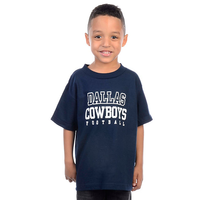 Dallas Cowboys Kids Practice T-Shirt