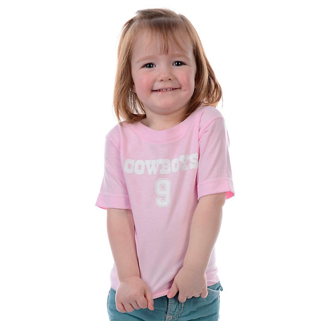 Dallas Cowboys Toddler Romo Tee