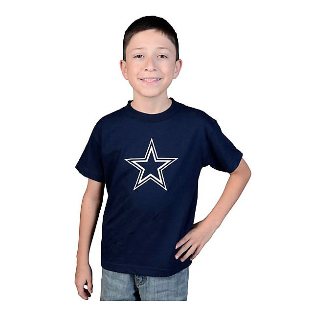 Dallas Cowboys Kids Logo Premier T-Shirt