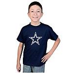 Dallas Cowboys Kids Logo Premier T-Shirt