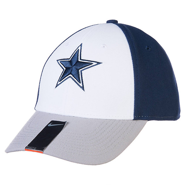Dallas Cowboys Nike SwooshFlex Cap