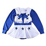 Dallas Cowboys Toddler Cheer Uniform