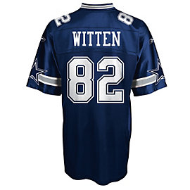 Dallas Cowboys Reebok Jason Witten #82 Replica Jersey