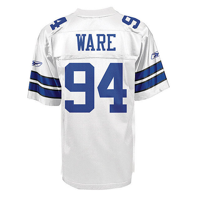 Dallas Cowboys Reebok DeMarcus Ware Replica Jersey #94