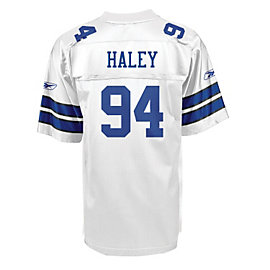 Dallas Cowboys Charles Haley Reebok Replica Jersey