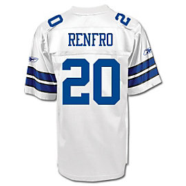 Dallas Cowboys Mel Renfro Reebok Replica Jersey