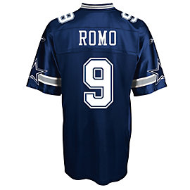 Dallas Cowboys Reebok Tony Romo #9 Premier Jersey
