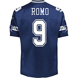 Dallas Cowboys Reebok Tony Romo Authentic Jersey