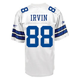Dallas Cowboys Reebok Legends Irvin Premier Jersey