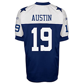 Dallas Cowboys Throwback Authentic Reebok Jersey - Austin