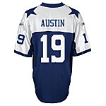 Dallas Cowboys Reebok Miles Austin #19 Throwback Premier Jersey