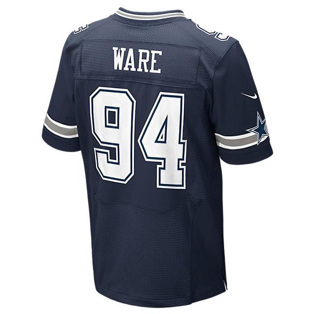 Dallas Cowboys DeMarcus Ware #94 Nike Elite Authentic Jersey