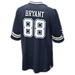 Dallas Cowboys Dez Bryant #88 Nike Navy Game Replica Jersey 3XL-4XL