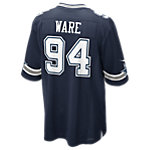 Dallas Cowboys DeMarcus Ware #94 Nike Game Replica Jersey 3XL-4XL