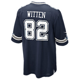 Dallas Cowboys Jason Witten #82 Nike Game Replica Jersey 3XL-4XL