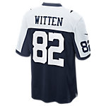 Dallas Cowboys Jason Witten Nike Game Replica Throwback Jersey