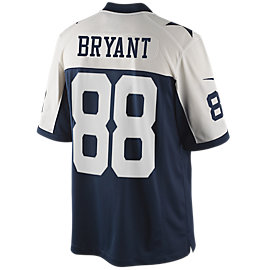 Dallas Cowboys Bryant Nike Limited Throwback Jersey 3XL-4XL