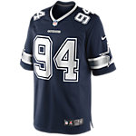 Dallas Cowboys DeMarcus Ware #94 Nike Navy Limited Jersey