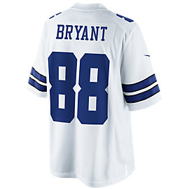 Dallas Cowboys Dez Bryant #88 Nike White Limited Jersey 3XL-4XL
