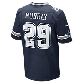 Dallas Cowboys DeMarco Murray #29 Nike Navy Elite Jersey