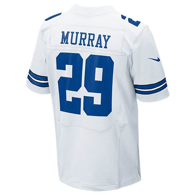 Dallas Cowboys DeMarco Murray #29 Nike White Elite Jersey