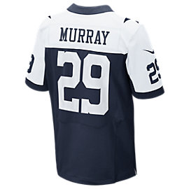 Dallas Cowboys Murray Nike Elite Authentic Throwback Jersey