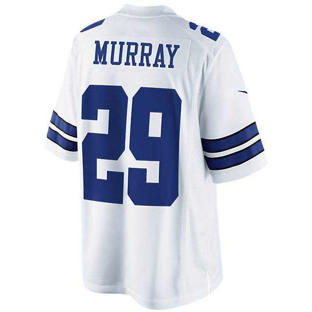 Dallas Cowboys DeMarco Murray #29 Nike White Limited Jersey
