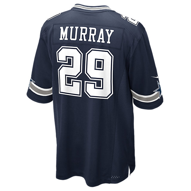 Dallas Cowboys DeMarco Murray #29 Nike Navy Game Replica Jersey 3XL-4XL