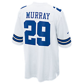 Dallas Cowboys Demarco Murray #29 Nike Navy Game Replica Jersey