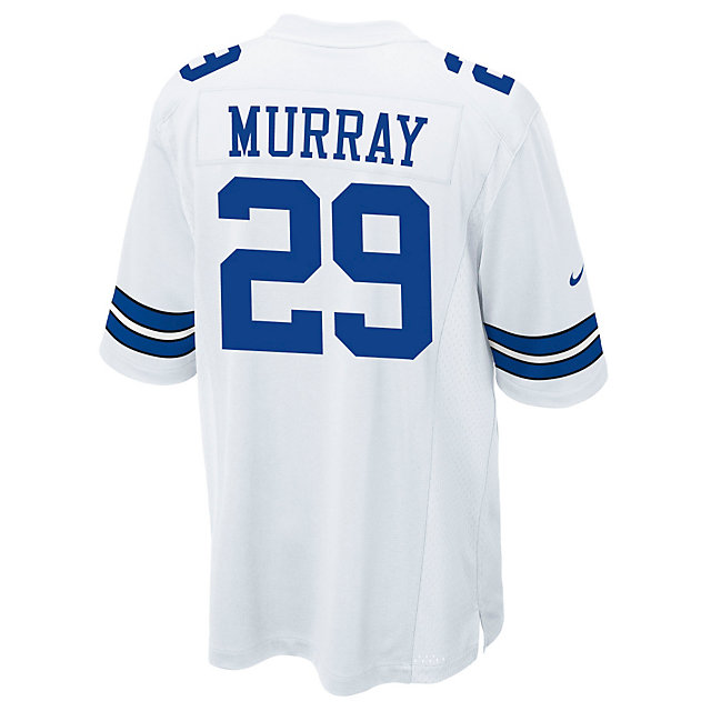 Dallas Cowboys DeMarco Murray #29 Nike White Game Replica Jersey 3XL-4XL