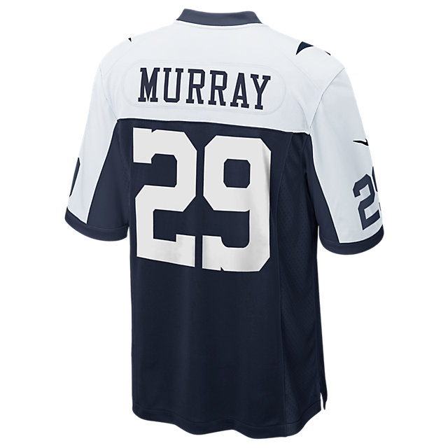 Dallas Cowboys Demarco Murray #29 Nike Game Replica Throwback Jersey 3XL-4XL