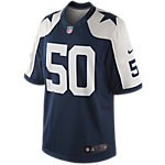 Dallas Cowboys Sean Lee #50 Nike Limited Throwback Jersey