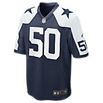 Dallas Cowboys Sean Lee #50 Nike Game Replica Throwback Jersey 3XL-4XL