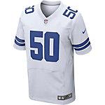 Dallas Cowboys Sean Lee #50 Nike White Elite Authentic Jersey