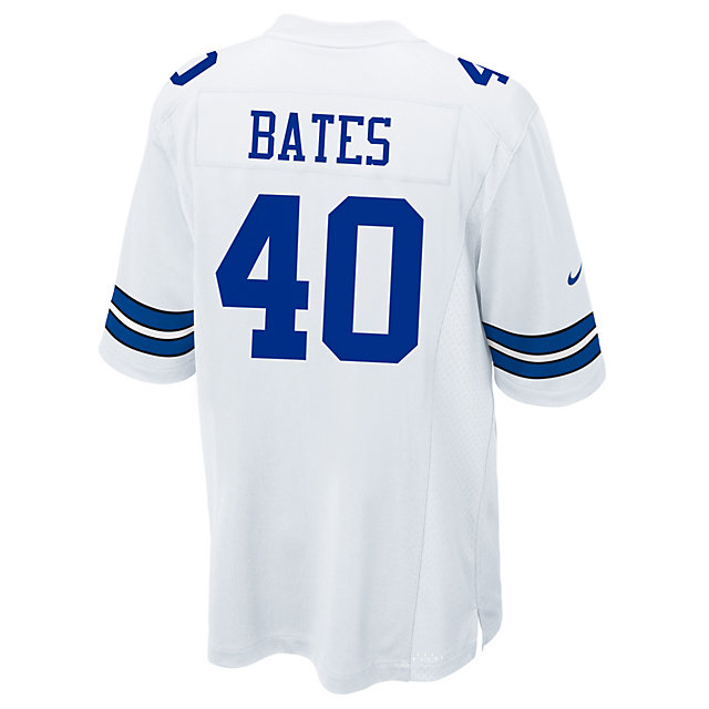 Dallas Cowboys Legend Bill Bates Nike Game Replica Jersey