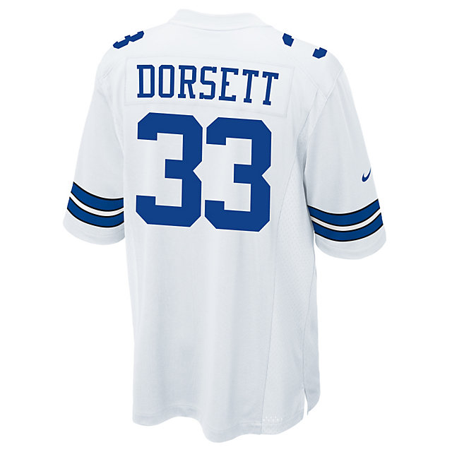 NFL Jersey's Nike Tony Dorsett Dallas Cowboys Legends Replica Jersey - White