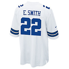 Dallas Cowboys Legend Emmitt Smith Nike Game Replica Jersey