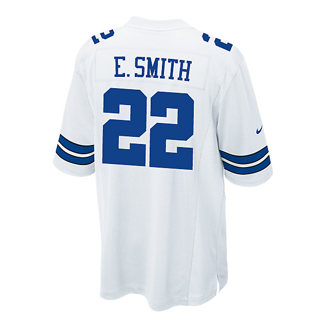 Dallas Cowboys Legend Emmitt Smith Nike Game Replica Jersey 3XL-4XL