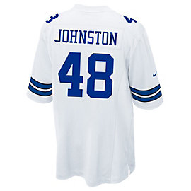 Dallas Cowboys Legend Daryl Johnston Nike Game Replica Jersey 3XL-4XL