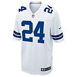 Dallas Cowboys Morris Claiborne #24 Nike White Game Replica Jersey