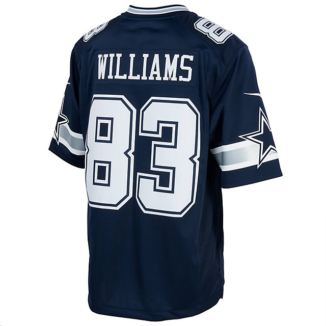 Dallas Cowboys Terrance Williams #83 Nike Navy Limited Jersey