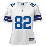 Dallas Cowboys Reebok Jason Witten #82 Womens Replica Jersey